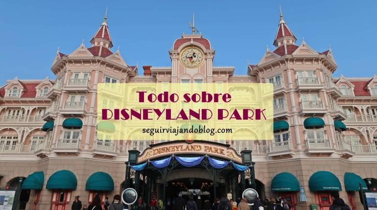 Miniatura todo sobre Disneyland Park