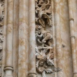 Demonio en la catedral Salamanca