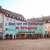 Qué ver en Friburgo de Brisgovia en un día