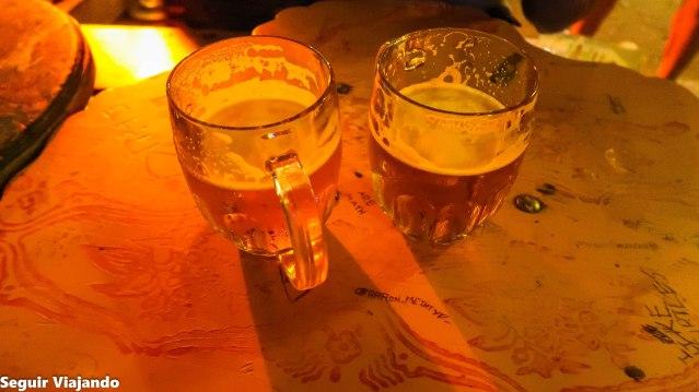 Simpla Kert Ruin pubs Budapest - Seguir Viajando
