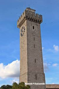 Torre Mangana, Cuenca