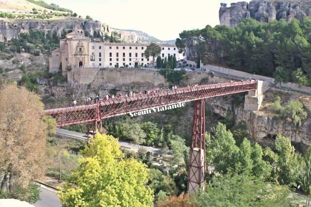 Puente de San Pablo, Cuenca