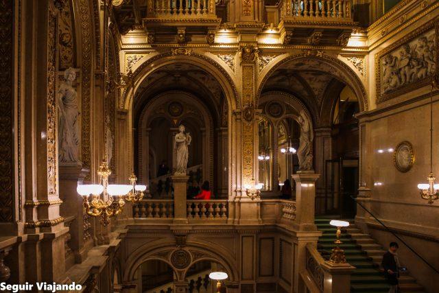 Ópera de Viena por dentro - SeguirViajando