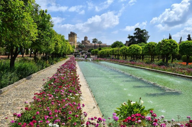 Alcázar Córdoba - Un Destino Entre Mis Manos