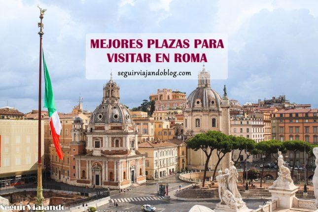 Plaza del Vaticano - Plazas para visitar en Roma - Seguir Viajando
