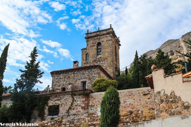 Iglesia San Salvador - qué ver en Atienza - Seguir Viajando