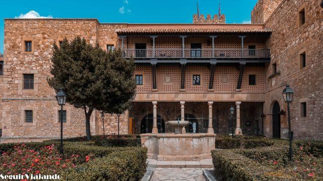 Castillo de Sigüenza - Qué hacer en Sigüenza - Seguir Viajando