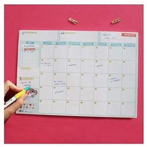 Regalar planificador mensual - Seguir Viajando