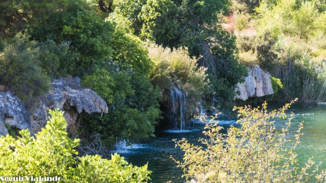 Laguna Batana Lagunas de Ruidera - Seguir Viajando