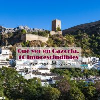 Qué ver en Cazorla - 10 imprescindibles