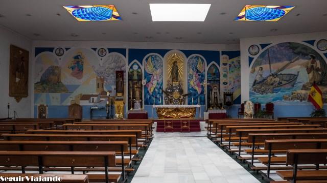 Iglesia Parroquial de Nuestra Señora de las Nieves Calpe - Seguir Viajando