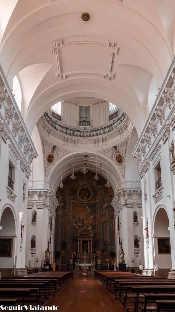 Iglesia de los Jesuitas Toledo - Seguir Viajando