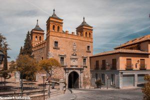 Puerta del Cambrón Toledo - Seguir Viajando
