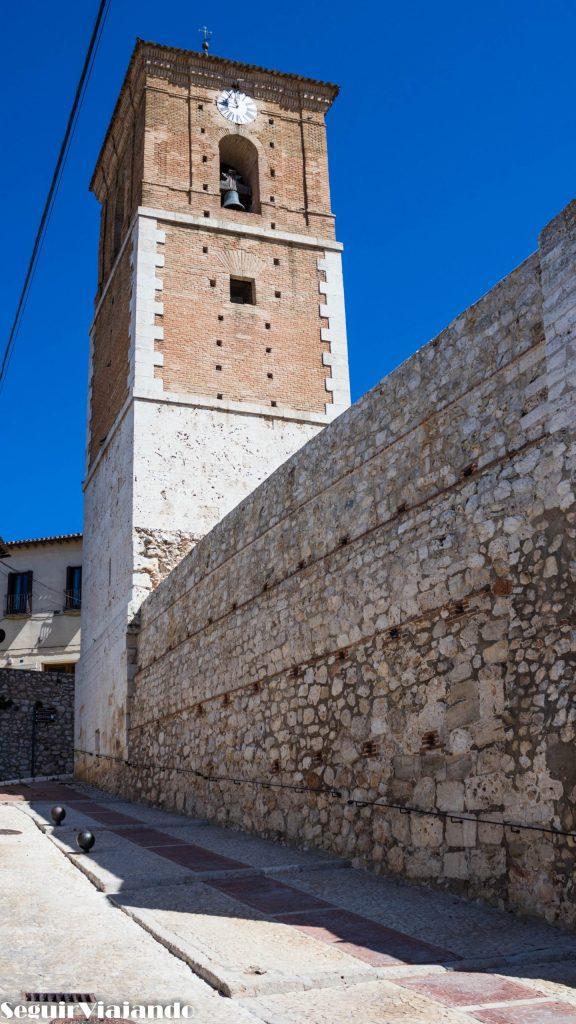 Torre del Reloj Chinchón - Seguir Viajando