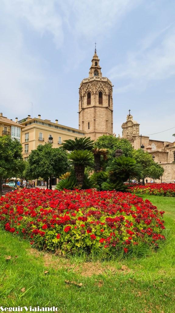 El Miguelete, que ver en el centro de Valencia - Seguir Viajando