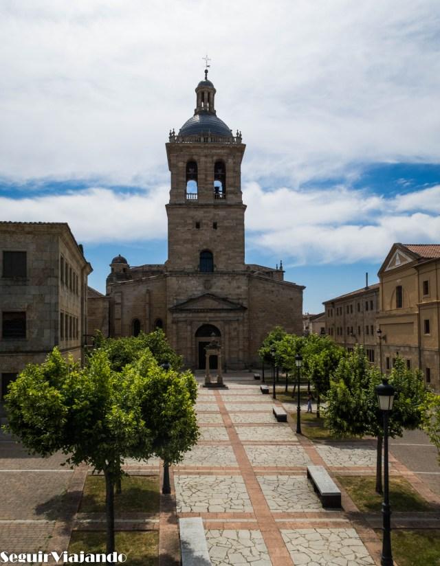Catedral de Ciudad Rodrigo - Seguir Viajando