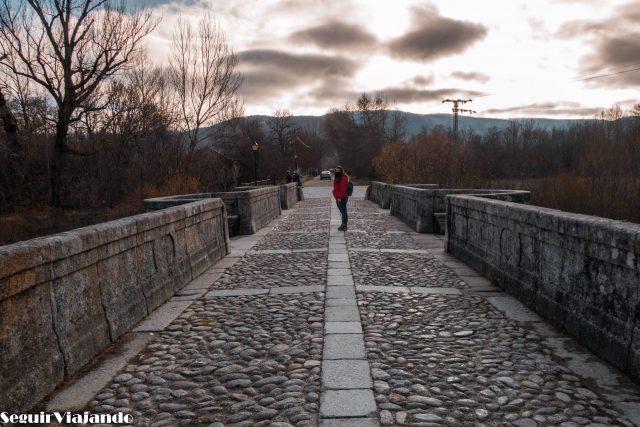 Puente del Perdón Rascafría - Seguir Viajando