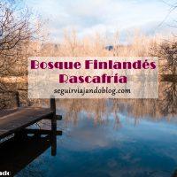 Ruta por el Bosque Finlandés de Rascafría en Madrid