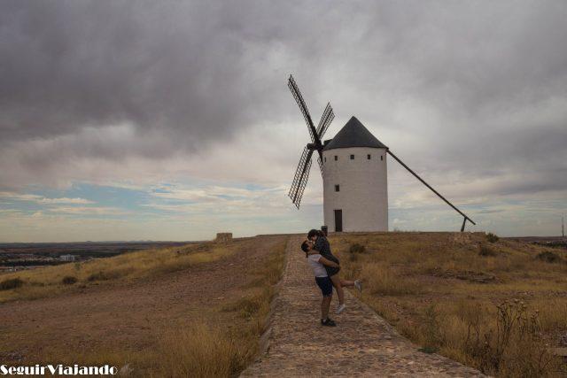 Molinos de viento Alcázar de San Juan - Seguir Viajando