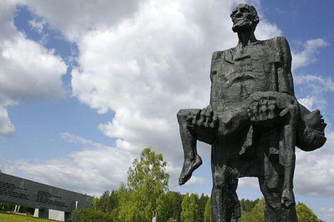 memorial caídos rusos