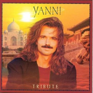 Yanni: esse bigode já fez muito sucesso!