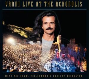 O lendário concerto na Acrópole, em 1993