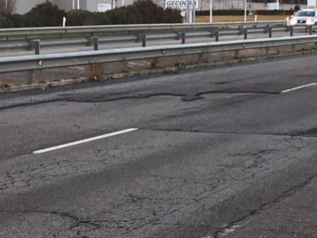 Alerta de Riesgo. A-50 / km 100. Salamanca
