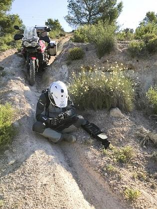 ¿Crees que en el mundo de la moto hay mucho postureo?