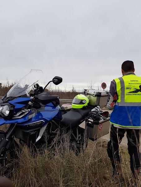 60 víctimas motoristas en 18 días de marzo