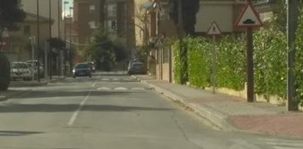 Señalizado reductor de velocidad ilegal tras la denuncia