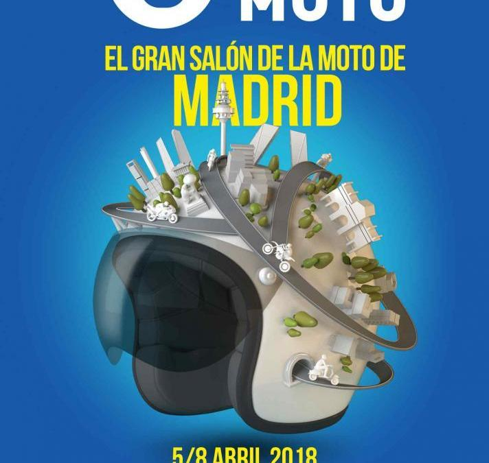 Vive la Moto Madrid. 3 charlas-debate muy especiales. Descubre y Participa.
