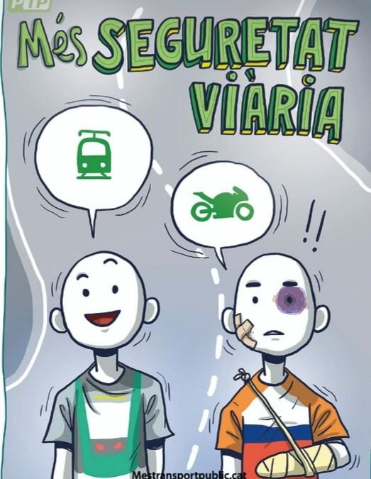 ¿Barcelona contra la moto…?