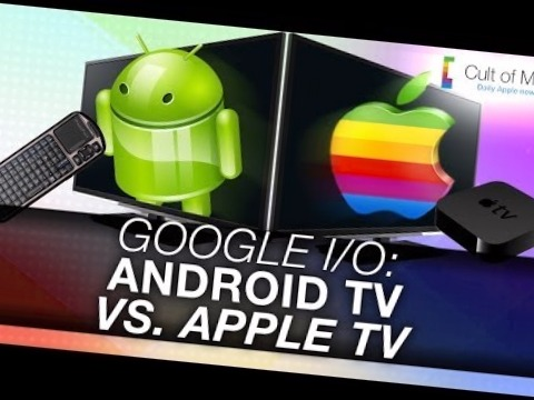 Apple TV vs Android TV; cual es mejor?