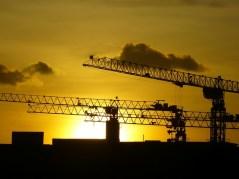 Seguros de construcción - Gruas de obra