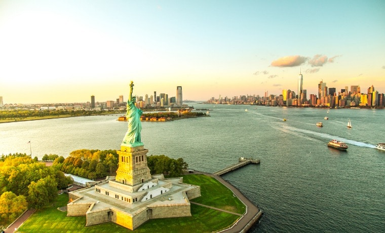 Seguro viagem Estados Unidos Nova York