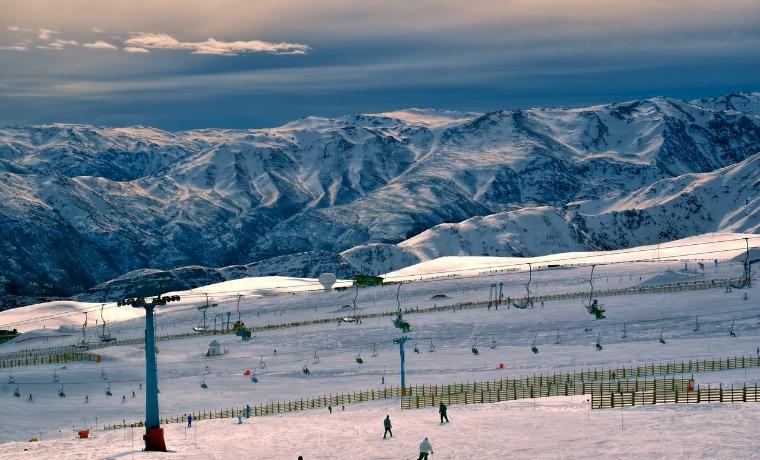 Seguro Viagem América do Sul Valle Nevado