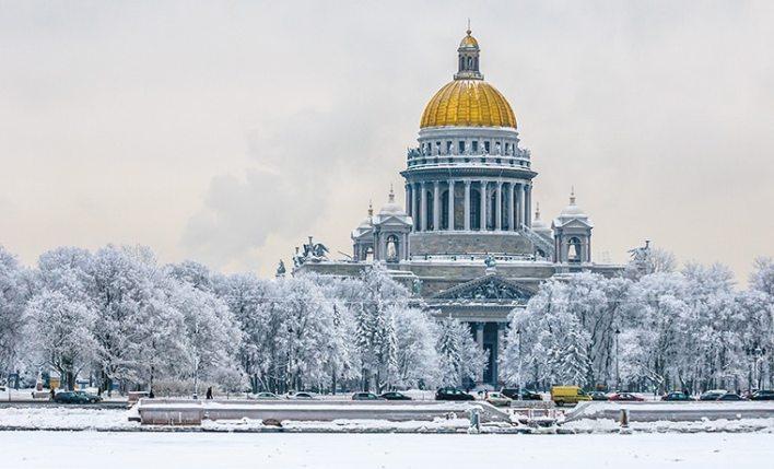 russia no inverno