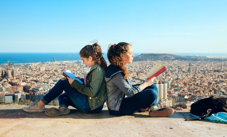 seguro viagem estudante Barcelona