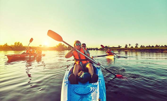 aventura kayak