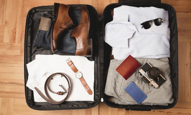 como arrumar mala para viagem longa organizada