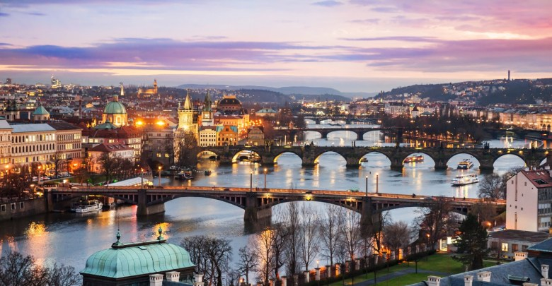 seguro viagem para Praga