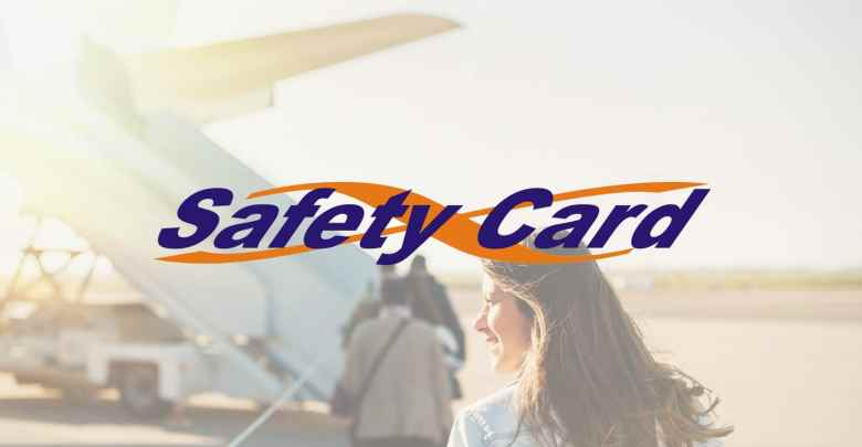 Safety Card seguro viagem