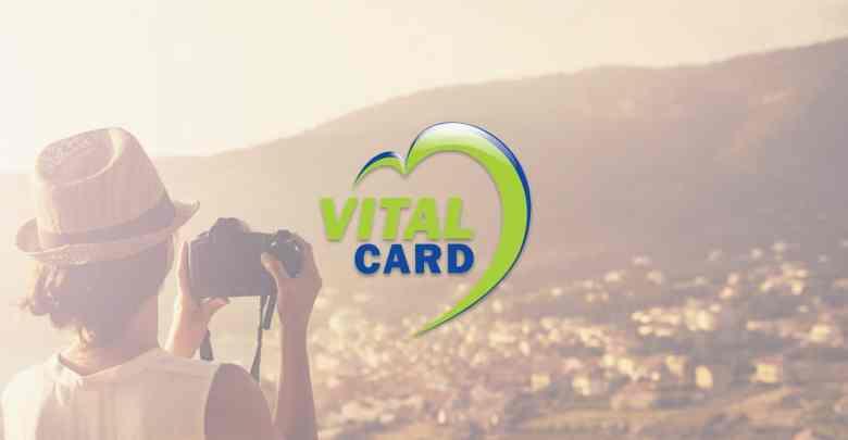 seguro viagem Internacional Vital Card