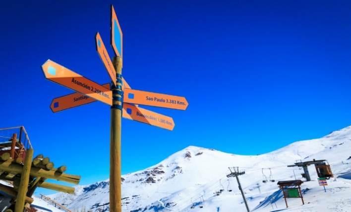 Cotação Seguro Viagem Chile Valle Nevado