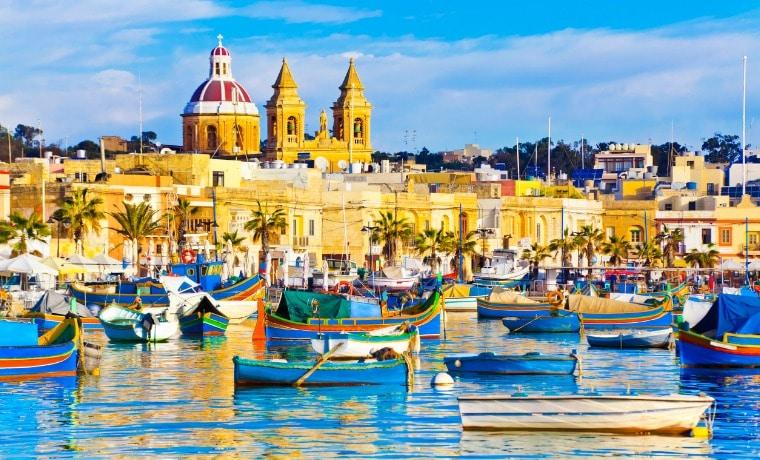 Cotação Seguro Viagem Europa Malta