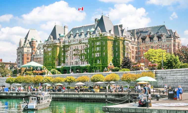 Melhor seguro viagem Canadá Victoria