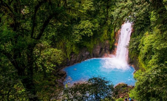 seguro viagem Costa Rica lago