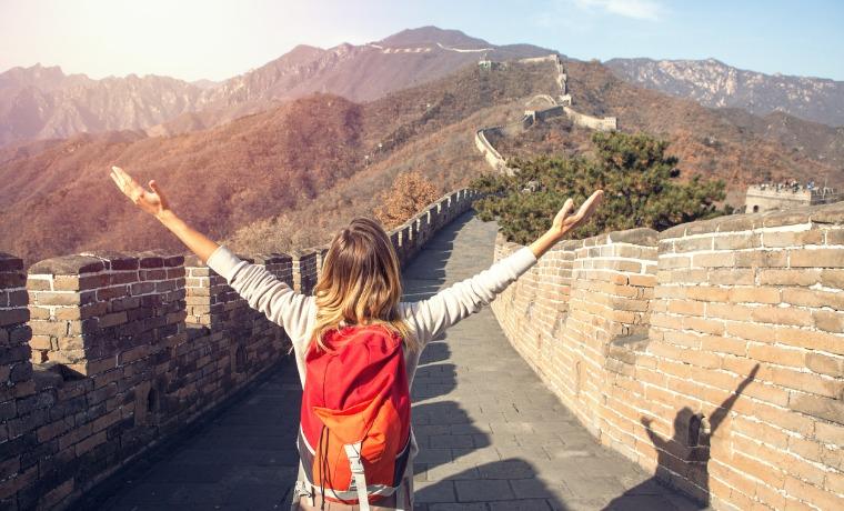 seguro viagem internacional Porto Seguro China