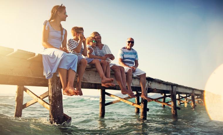 Seguro viagem plano de família ponte