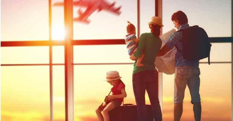 Seguro viagem plano de família